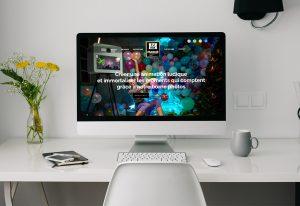 création site internet pour CJBOX